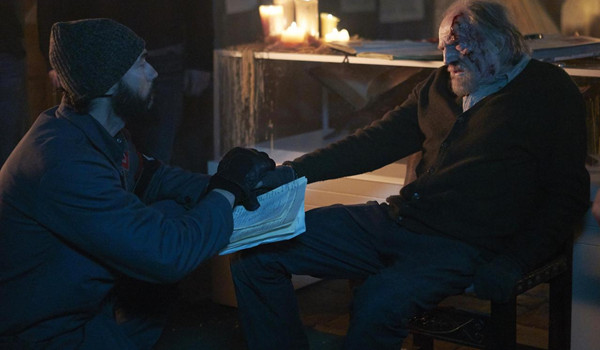 Kevin Durand David Bradley The Strain Extraction