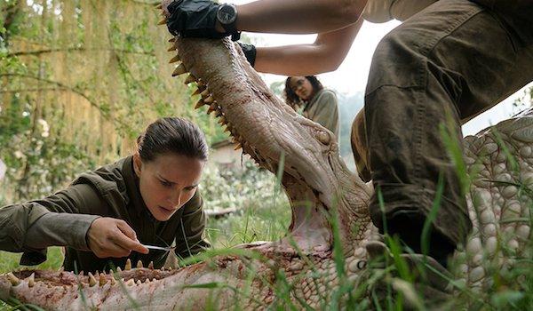 Natalie Portman Tessa Thompson Annihilation