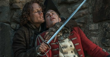 Sam Heughan David Berry Outlander All Debts Paid