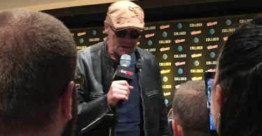 Michael Rooker New York Comic Con 2017