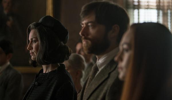 Caitriona Balfe Sophie Skelton Richard Rankin Outlander Freedom & Whisky
