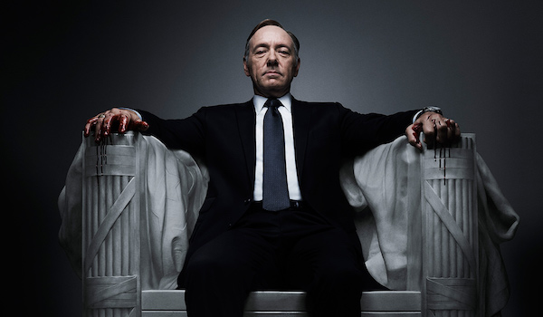 House of Cards Season One TV Show Poster