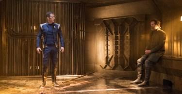 Jason Isaacs Rainn Wilson Star Trek Discovery