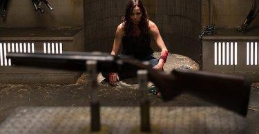 Laura Vandervoort Shotgun Jigsaw