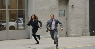 Megan Boone Diego Klattenhoff The Blacklist