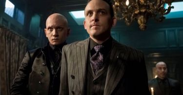 Robin Lord Taylor Anthony Carrigan Gotham The Demon's Head