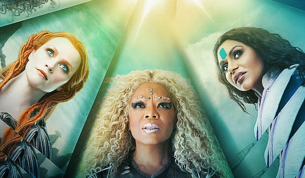 A Wrinkle in Time Movie Poster 2