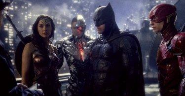 Justice League FilmBookCast