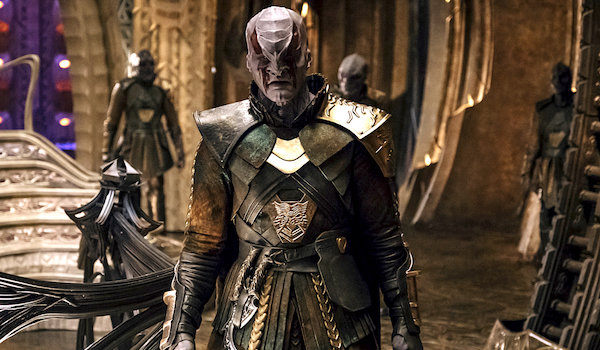 TV Review: STAR TREK: DISCOVERY: Season 1, Episode 9: Into The Forest I Go [CBS]