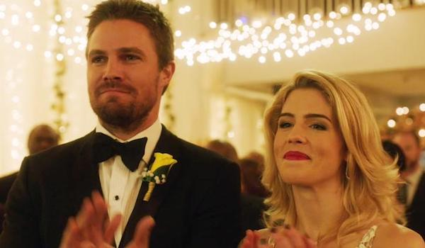 Stephen Amell Emily Bett Rickards Arrow Irreconcilable Differences
