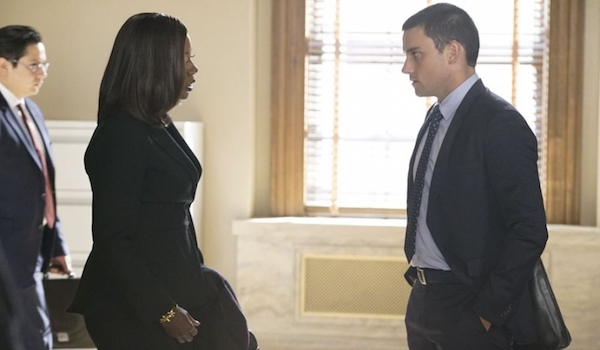 TV Review: HOW TO GET AWAY WITH MURDER: Season 4, Episode 7: Nobody Roots For Goliath [ABC]