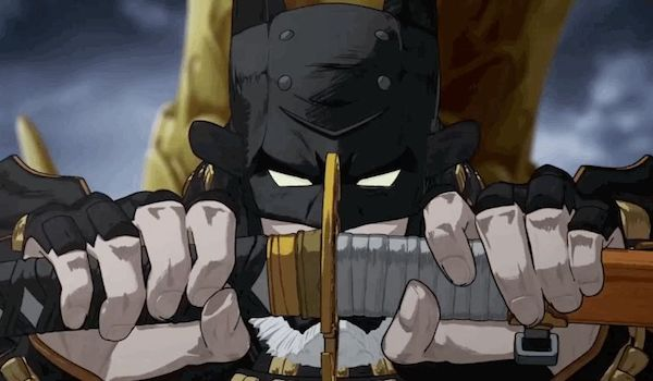 Batman Ninja Katana Sword
