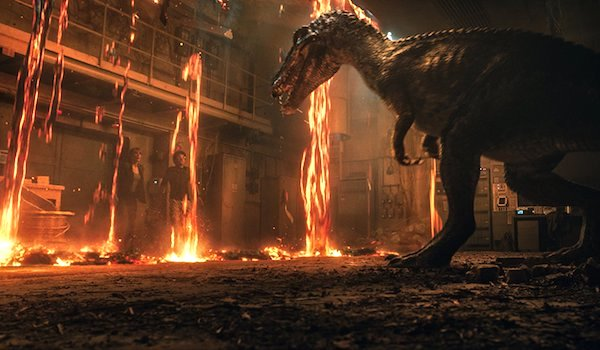 JURASSIC WORLD: FALLEN KINGDOM (2018) Movie Trailer: Chris Pratt's Dino Rescue Mission
