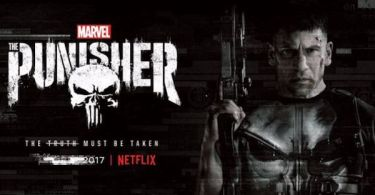 The Punisher TV Show Psoter Banner