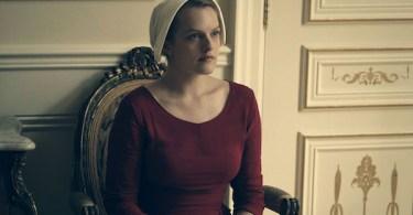Elisabeth Moss The Handmaid's Tale Late