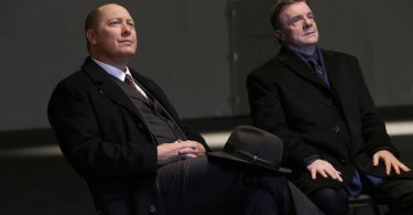 James Spader Nathan Lane The Blacklist