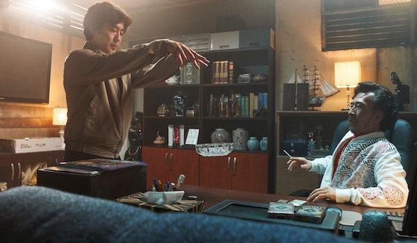 PSYCHOKINESIS (2018) Movie Trailer: The Director of TRAIN TO ...