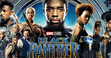 Black Panther Movie Poster Banner