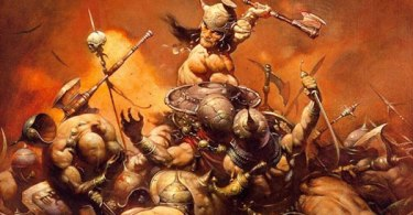 Conan The Barbarian Book