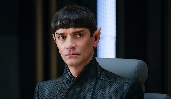 James Frain Star Trek Discovery