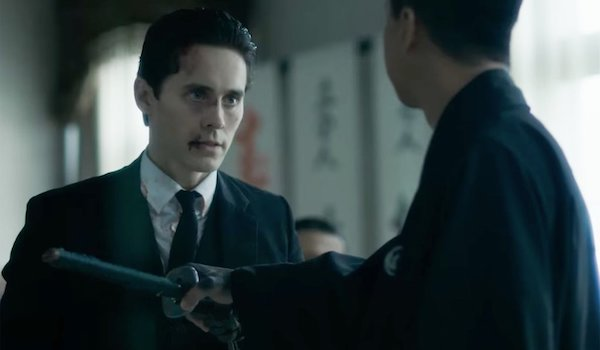 'The Outsider' Trailer and Poster with Jared Leto