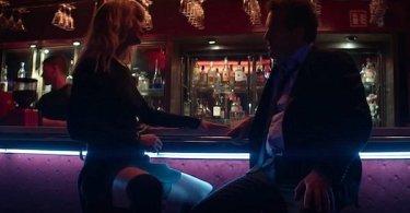 Jennifer Lawrence Night Club Legs Spred Red Sparrow
