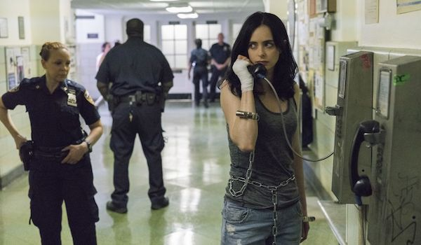 Krysten Ritter Jessica Jones Season 2