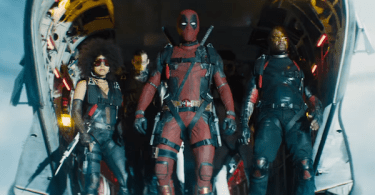 Ryan Reynolds Zazie Beetz Terry Crews Deadpool 2