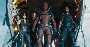 Ryan Reynolds Zazie Beetz Terry Crews Deadpool 2