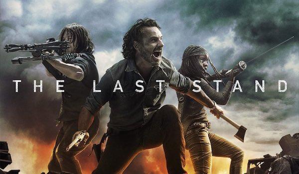 The Walking Dead: Season 8B TV Show Poster