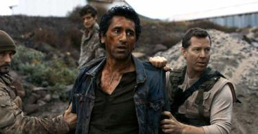 Daniel Sharman Cliff Curtis Fear the Walking Dead Eye of the Beholder