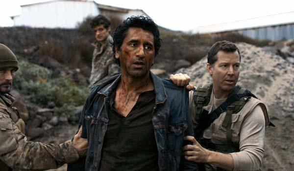 Daniel Sharman Cliff Curtis Fear the Walking Dead Eye of the Beholder
