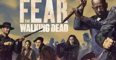 Fear the Walking Dead Season 4 Key Art