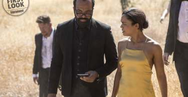 Jeffrey Wright Thandie Newton Westworld Season 2