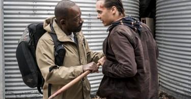 Lennie James Frank Dillane Fear the Walking Dead Season 4 Episode 3