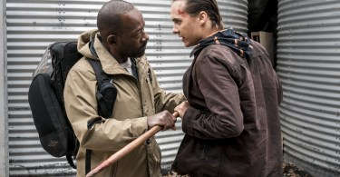 Lennie James Frank Dillane Fear the Walking Dead Season 4 Episode 3