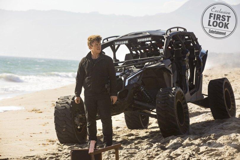 Luke Hemsworth Westworld Season 2