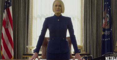 Robin Wright House of Cards Season 6