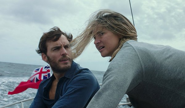 ADRIFT (2018) Movie Trailer: Shailene Woodley & Sam Claflin Try To Survive a Hurricane