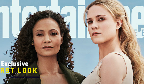 Westworld Season Entertainment Weekly Cover March 2018