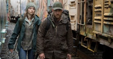 Ben Foster Thomasin McKenzie Leave No Trace