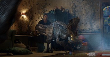 Chris Pratt Blue Jurassic World Fallen Kingdom