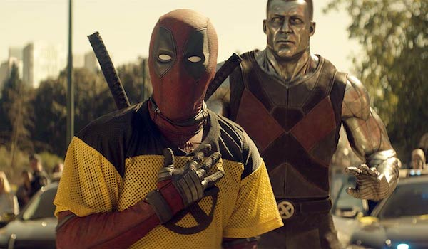 Ryan Reynolds Stefan Kapicic Deadpool 2