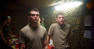 Alden Ehrenreich Tye Sheridan The Yellow Birds