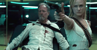 Evan Rachel Wood Louis Herthum Westworld Les Ecorches
