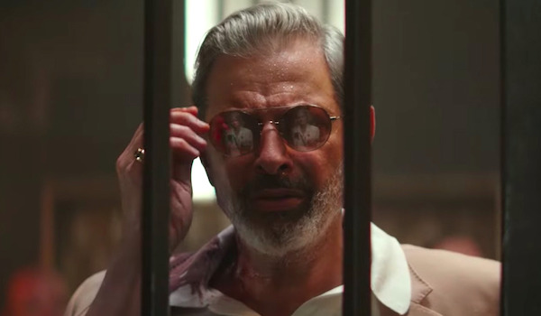 HOTEL ARTEMIS (2018) Red Band Movie Trailer: Jeff Goldblum Wants a Bank Robber Jodie Foster is Protecting