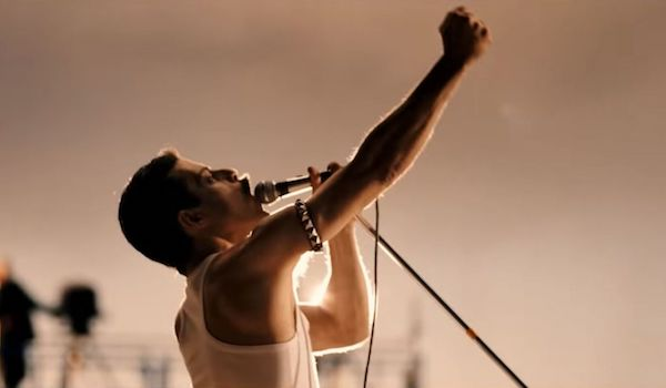 Watch Rami Malek play Freddie Mercury in Bohemian Rhapsody trailer