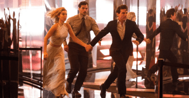 Vanessa Kirby Henry Cavill Tom Cruise Mission Impossible Fallout
