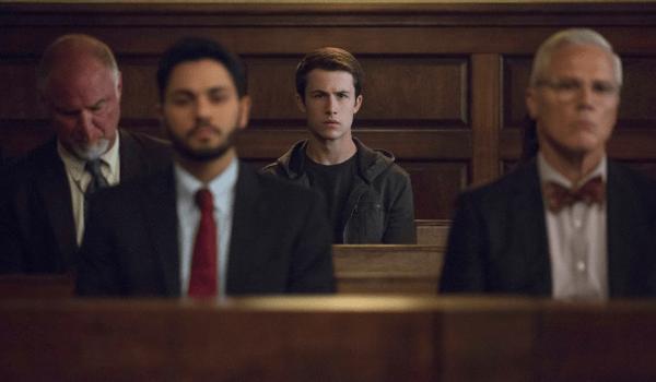 Dylan Minnette 13 Reasons Why Season 2