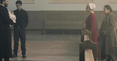 Joseph Fiennes Max Minghella Elisabeth Moss Ann Dowd The Handmaid's Tale Season 2 Episode 12